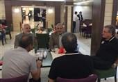 جلسه مدیران پرسپولیس با برانکو