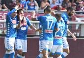 فوتبال جهان| ناپولی با پیروزی در تورین به یوونتوس رسید
