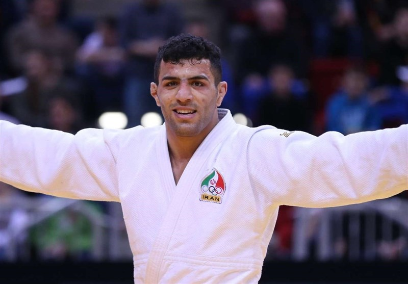Iran's Mollaei Wins Gold at World Judo Championships