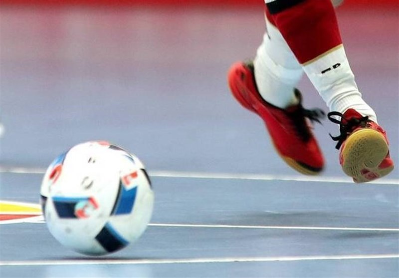 Friendly: Iran U-20 Futsal Team Held by Russia