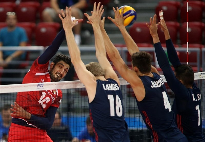 Iran Bids Farewell to FIVB World Championship with One More Defeat
