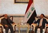 رئیس پارلمان عراق چهلسالگی انقلاب را به سفیر ایران تبریک گفت