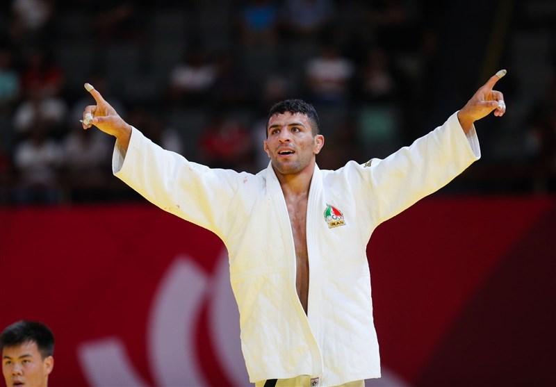 ایران تنتزع میدالیة ذهبیة فی بطولة العالم للجودو