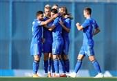 لیگ برتر کرواسی| پیروزی پرگل دینامو زاگرب در حضور محرمی