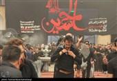 """مراسم عزاداری سنتی """"پُرسه امام حسین(ع)"""" در مسجد ملااسماعیل یزد به روایت تصویر"""