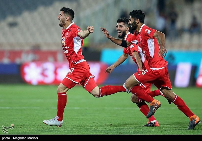 Adam Hemati Scores Last Gasp Winner as Persepolis Beats Sepidrood