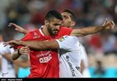 جام حذفی فوتبال  تقابل پرسپولیس با علی کریمی با پنجره باز!