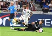 فوتبال جهان  برتری پرگل لیون مقابل المپیک مارسی