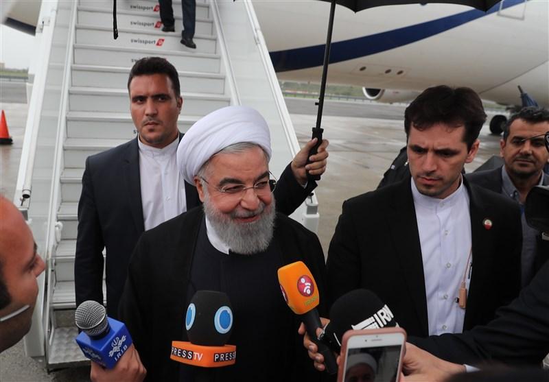 امریکا ایران میں عدم استحکام پیدا کرنا چاہتا ہے، صدر روحانی