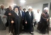 عیادت نمایندگان امام خامنهای از مجروحان حادثه تروریستی اهواز