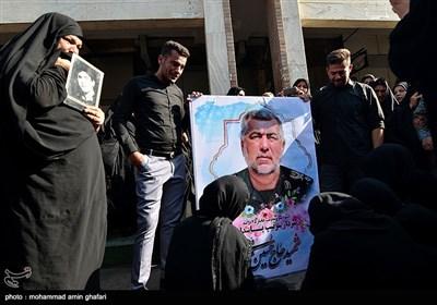 Victims of Ahvaz Terrorist Attack Commemorated