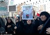 Ahvaz Saldırısının Kurbanlarını Binlerce İranlı Toprağa Verdi