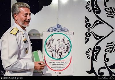 امیر دریادارحبیب الله سیاری معاون هماهنگ کننده ارتش