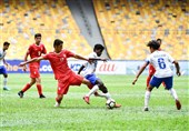 Iran Held by India at AFC U-16 Championship