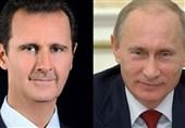 """بوتین خلال اتصال مع الاسد یحمل """"إسرائیل"""" مسؤولیة إسقاط الطائرة الروسیة"""