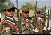 صبحگاه مشترک نیروهای مسلح خراسانشمالی بهروایت تصویر