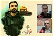 """زندگینامه شهید مدافع حرم """"محمد اتابه"""" در رشت رونمایی شد+فیلم"""