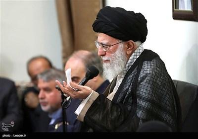 الامام الخامنئی: سنعاقب مسببی الهجوم الارهابی عقاباً شدیداً