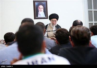 Severe Punishment Awaits Coward Elements behind Ahvaz Attack: Leader