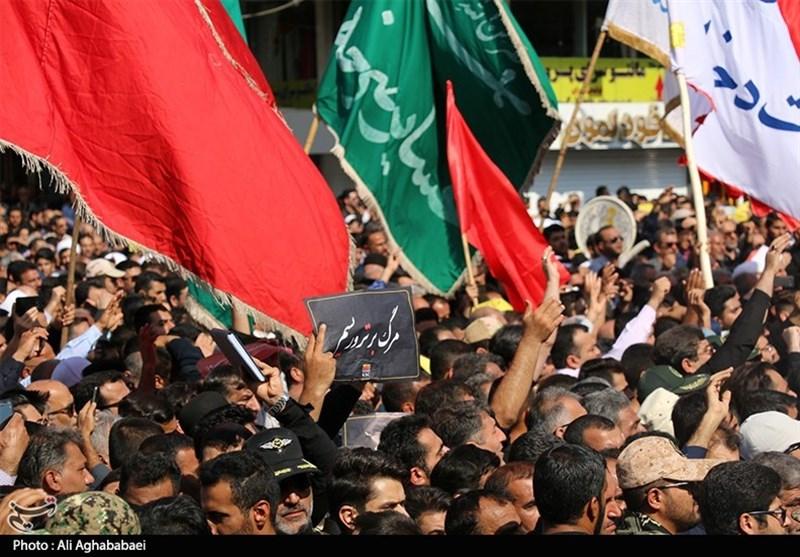اصفهان| روایتی از شهید حادثه تروریستی اهواز؛ شهید افچنگی برای شهادت دعا میکرد