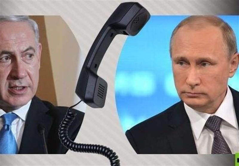 پوتین خطاب به نتانیاهو: جنگندههای اسرائیلی عامل اصلی فاجعه هواپیمای روس بودند