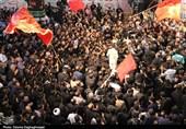 خوزستان|آئین وداع و تشییع پیکر شهیدان ولایتی فر و زارع در دزفول برگزار شد