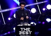 مراسم بهترینهای فیفا 2018| مودریچ با کنار زدن رونالدو و مسی، مرد سال فوتبال جهان شد/ صلاح برنده جایزه پوشکاش، کورتوا بهترین دروازهبان و دشان بهترین مربی سال شدند + عکس