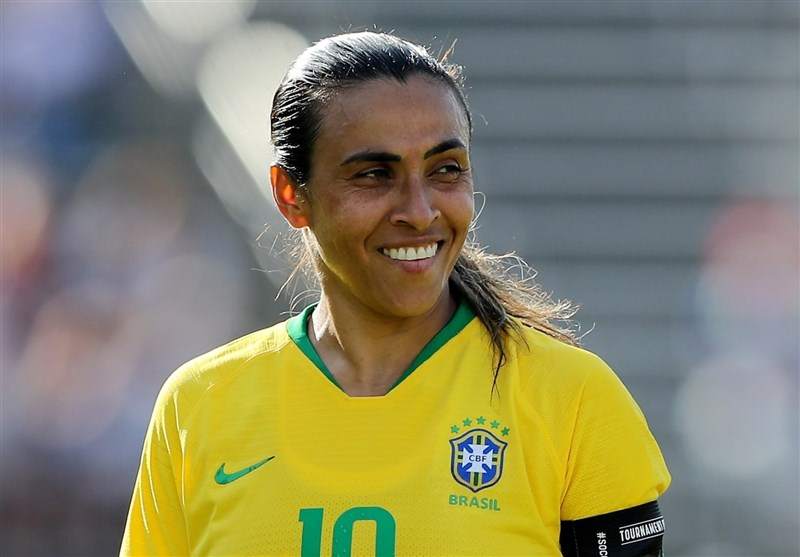 فوتبال جهان  یک زن رکورد رونالدو و مسی را شکست