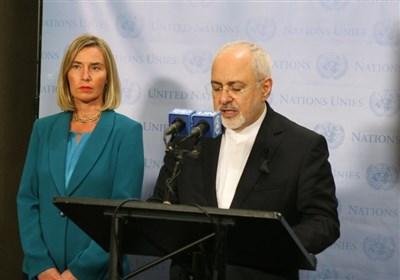 بیانیه مشترک ظریف و موگرینی: تاکید بر اقدامات ویژه برای تداوم صادرات نفت و میعانات گازی ایران