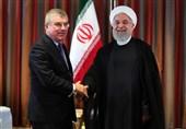 درخواست حسن روحانی از رئیس کمیته بینالمللی المپیک