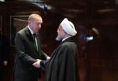 رایزنی روحانی و اردوغان درباره مسائل منطقهای و بینالمللی در نیویورک