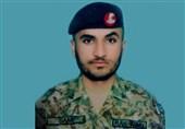 گلگت: شہید سپاہی سمیع اللہ فوجی اعزاز کے ساتھ سپرد خاک