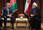 عبداللہ عبداللہ کی ایرانی صدر سے ملاقات، چابہار بندرگاہ سمیت اہم امور پرتبادلہ خیال