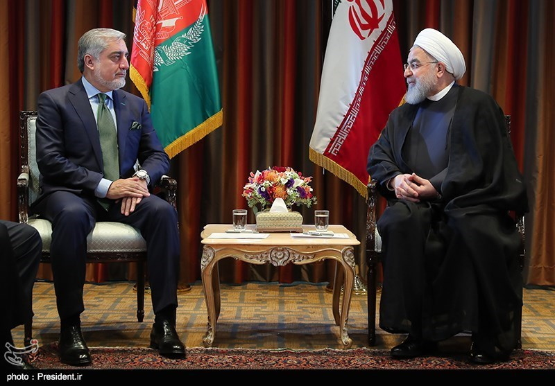 Closer Iran-Afghanistan Ties to Benefit Both Nations: Rouhani