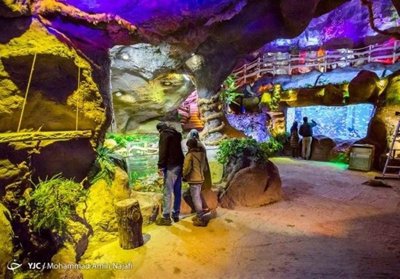 Ganjnameh Cave Aquarium; Marvelous Complex in Western Iran