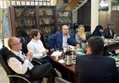 نشست چشم انداز همکاری ایران-روسیه در بنیاد مطالعات قفقاز