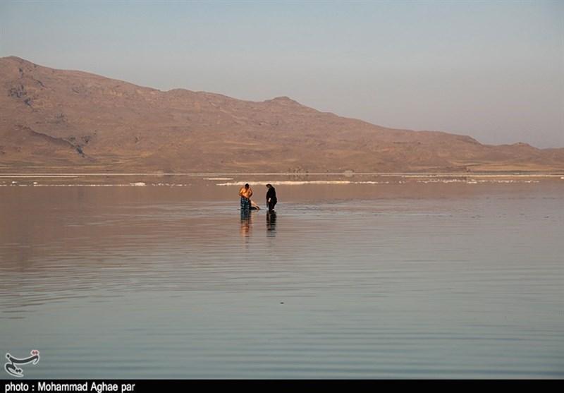 روند دریاچه ارومیه در 6 سال اخیر در یک نگاه + نمودار