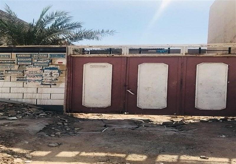 تصاویر خانه تروریستهای حادثه تروریستی اهواز