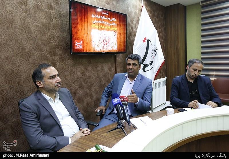 محمدرضا سرابندی و جواد کامور بخشایش
