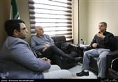 گفت و گو با علی فریدونی و مجید کریمیان عکاس دفاع مقدس
