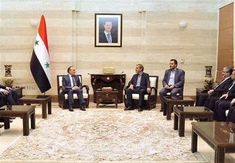 دمشق: الشرکات الإیرانیة مدعوة للاستثمار فی سوریة