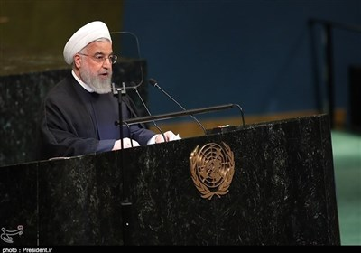 President Rouhani: US Wrong Policies against Iran Doomed to Failure