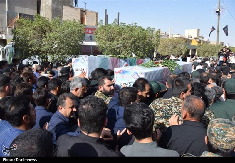 سالگرد شهیدان کریمی و زرافشان در مسجدسلیمان برگزار میشود