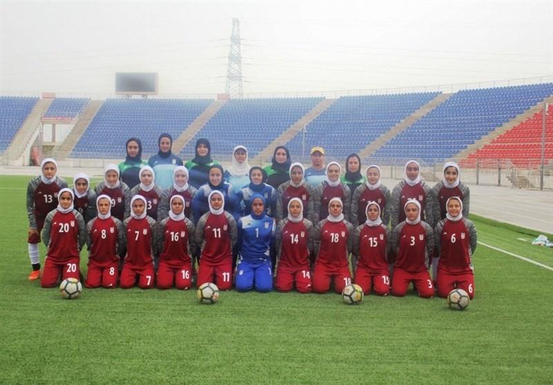 Iran U-19 Women
