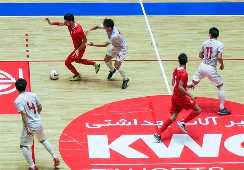 Tabriz 2018 Futsal Tournament