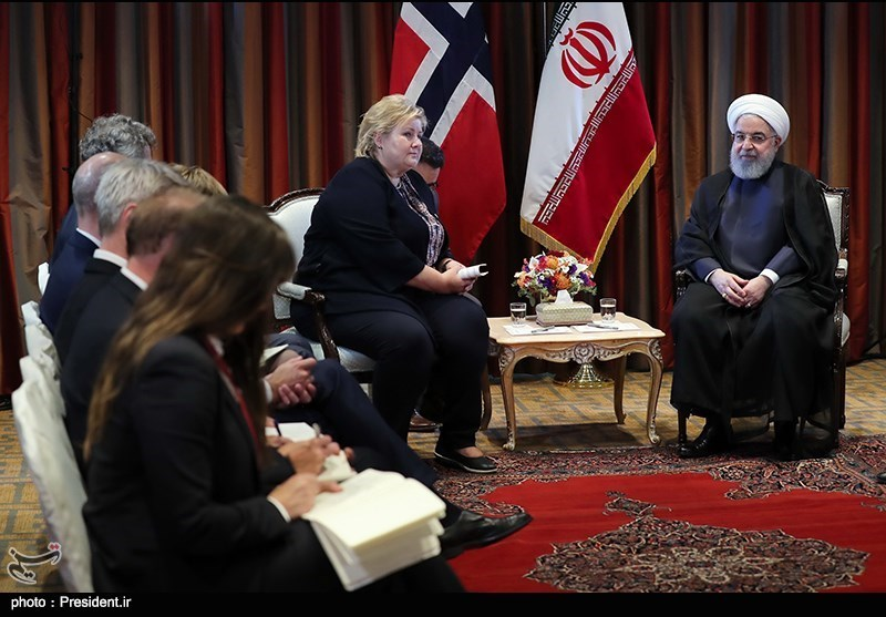 Norway Seeking Close Ties with Iran despite US Sanctions