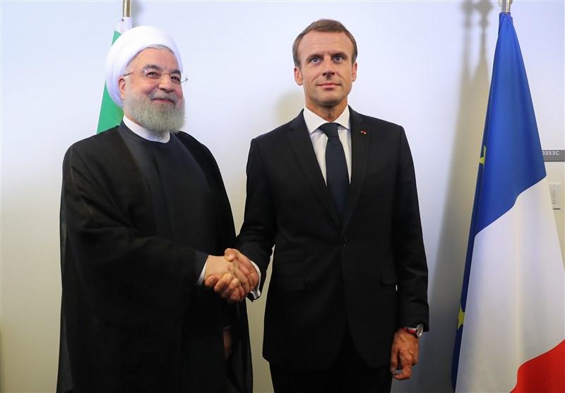 مکرون درباره لبنان به روحانی چه گفت؟
