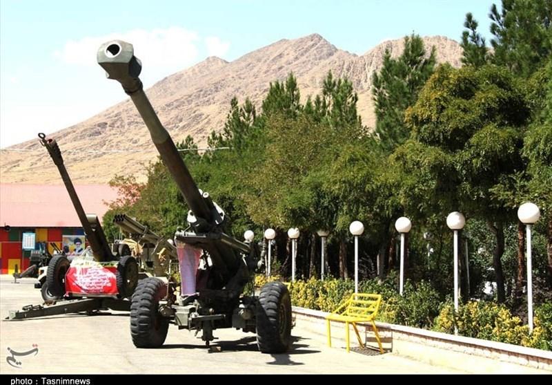 نمایشگاه هفته دفاع مقدس استان مرکزی به روایت تصویر