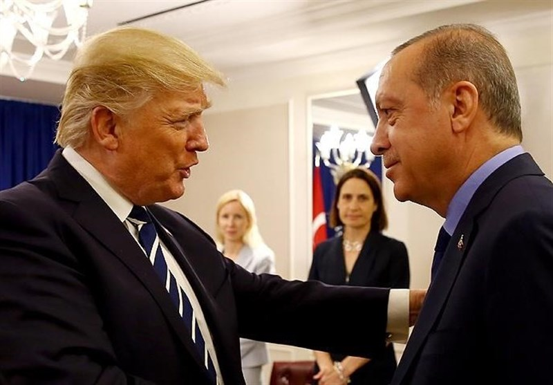 چند و چون خروج آمریکا از سوریه در گفتوگوی اردوغان و ترامپ