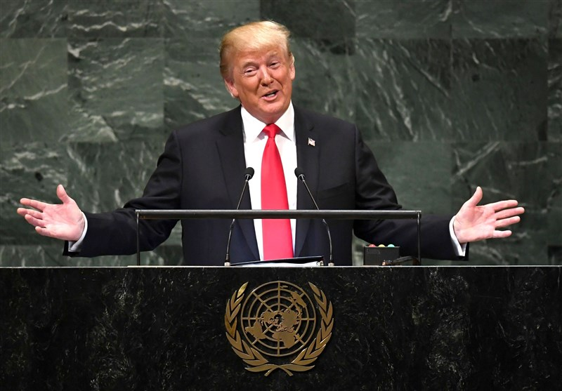 Trump Urges Iran's Isolation in UN Address